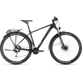 Cube Aim SL Allroad MTB Hardtail sort